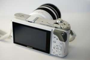 Kompaktkamera Einstellungen