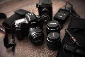 DSLR Kamera Zubehör