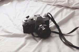 Vollformat Kamera